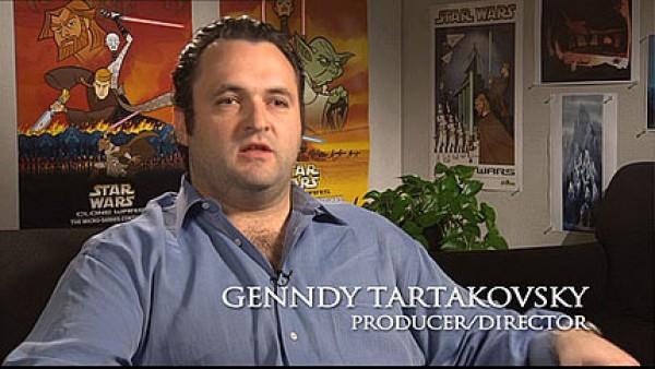 Genndy Tartakovsky l-a cautat pe Dracula la Castelul Bran