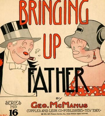 Scurta istorie a benzii desenate: Copilaria comics-ului american