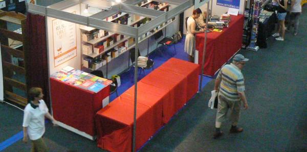 Fast shopping la Bookfest 2010