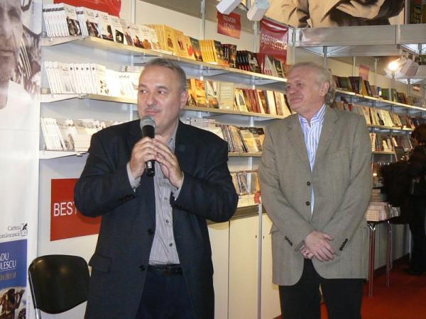 Dubla lansare la Tirgul de carte Gaudeamus: <i>Cabana memoriei</i>, ultima carte a unui prieten al Romaniei