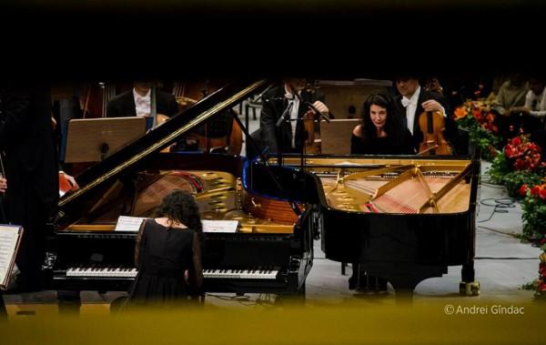 Festivalul George Enescu: Beethoven, Mozart, Wagner si Iosif Sava