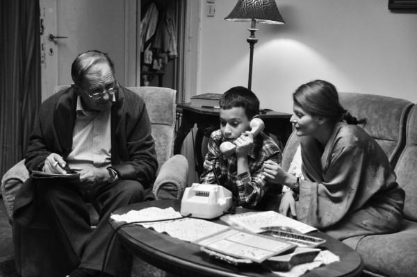 Andrei Gruzsniczki filmeaza <em>Evadarea</em>, un lungmetraj despre iubire si tradare in comunism