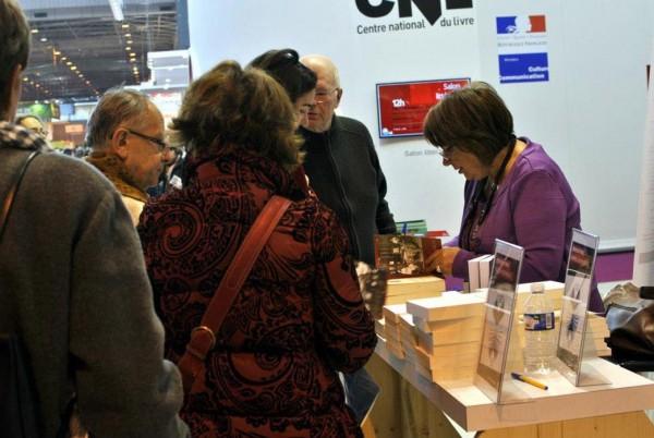 """Romania la Salonul de carte de la Paris:  """"Molecula de libertate"""", intre literar si politic"""