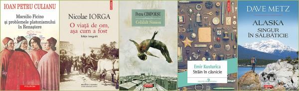 Peste 100 de titluri noi pregatite de Editurile Polirom si Cartea Romaneasca