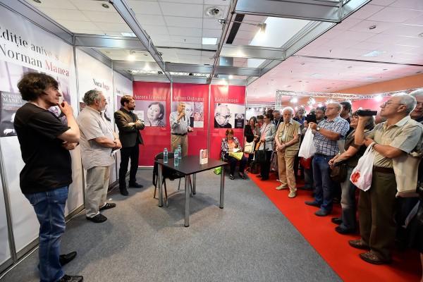 Vedetele Salonului International de Carte Bookfest 2016
