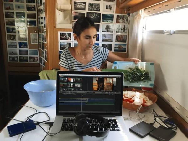 Cosmin Bumbut si Elena Stancu despre primul lor documentar, <em>Ultimul caldarar</em>