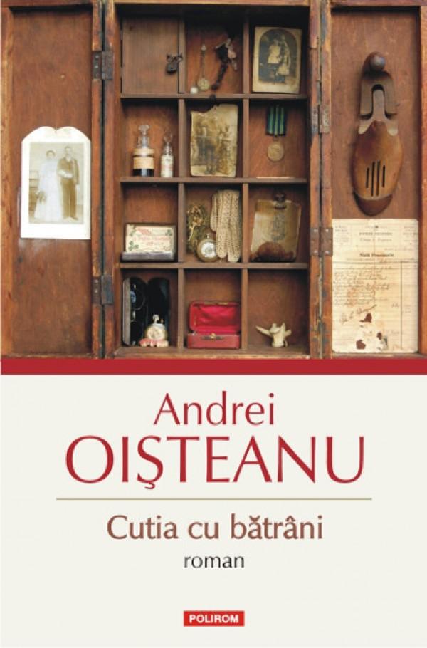 """Andrei Oisteanu si-a lansat Cutia cu batrini la Gaudeamus: """"<em>Cutia cu batrini</em> este o aparitie insolita in literatura romana a ultimelor decenii"""""""