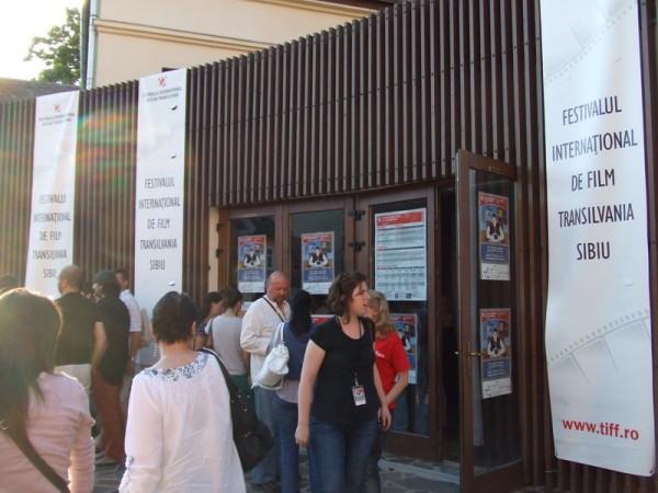 TIFF Sibiu a zburat din cuib
