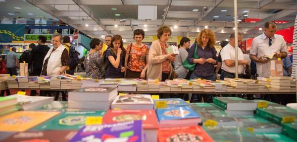 Puncte slabe si puncte forte la Bookfest 2017
