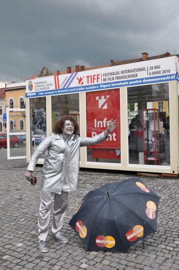 TIFF-ul intre a fi si a nu mai fi la Cluj-Napoca