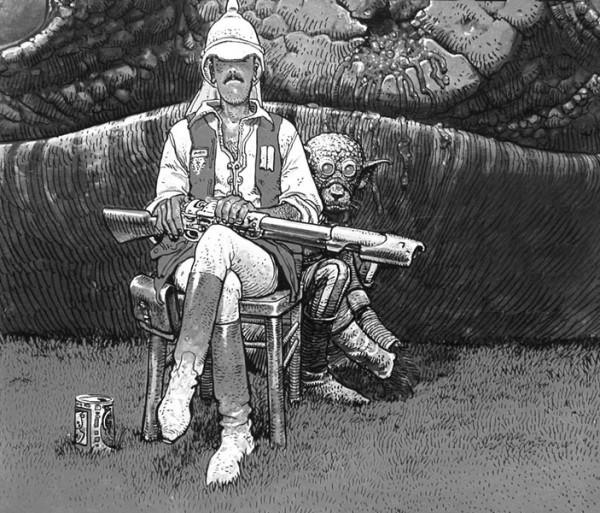 Agentul Moebius si-a incheiat misiunea pe Terra