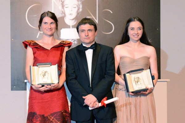 Final de Cannes: Cristian Mungiu – de <i>Dupa dealuri</i> pina in palmares (si nu singur)