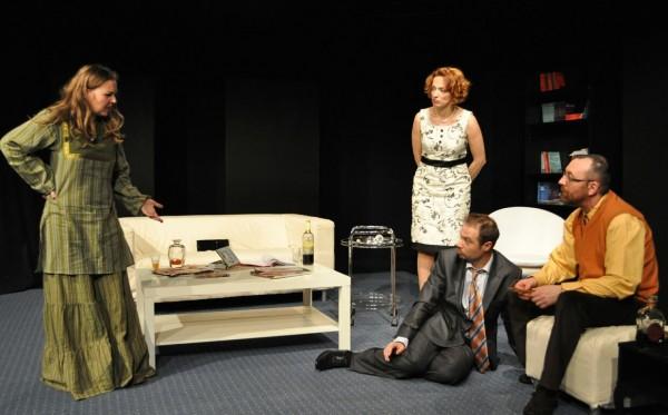 O piesa de Yasmina Reza la Teatrul de Comedie