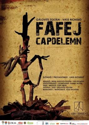 Capdelemn – un spectacol de marionete destinat adultilor