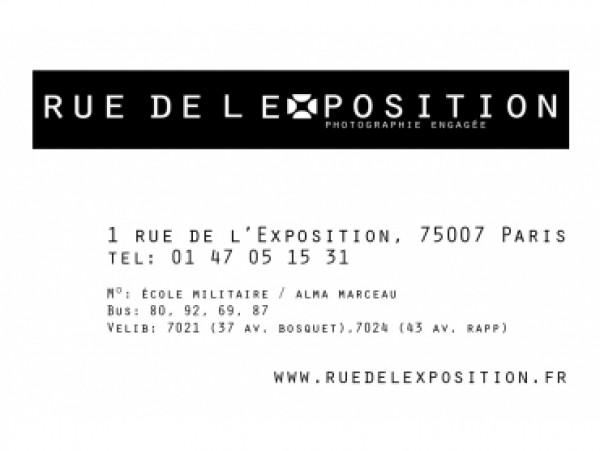 La Paris se deschide Galeria Rue de l'Exposition