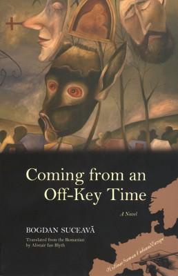"""Romanul """"Venea din timpul diez"""", de Bogdan Suceava, lansat in Statele Unite ale Americii"""
