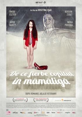 <em>De ce fierbe copilul in mamaliga</em>, in regia Krisztinei Deak, in cinematografele din Romania