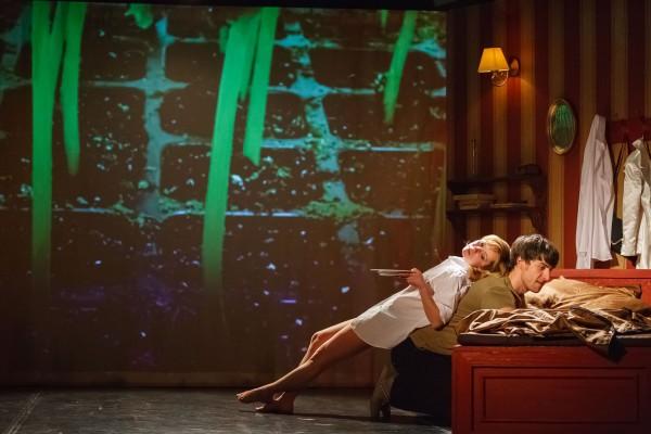 O noua premiera la Teatrul Tineretului Piatra Neamt