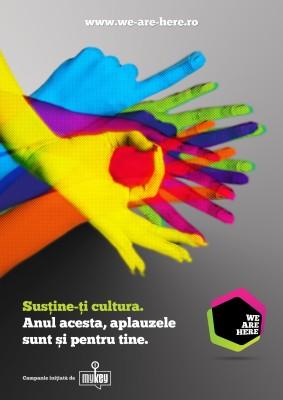 We Are Here – prima campanie de crowdfunding dedicata festivalurilor culturale