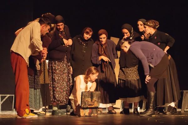 Teatrul Tineretului Piatra Neamt, premiera absoluta in FITPT Iasi