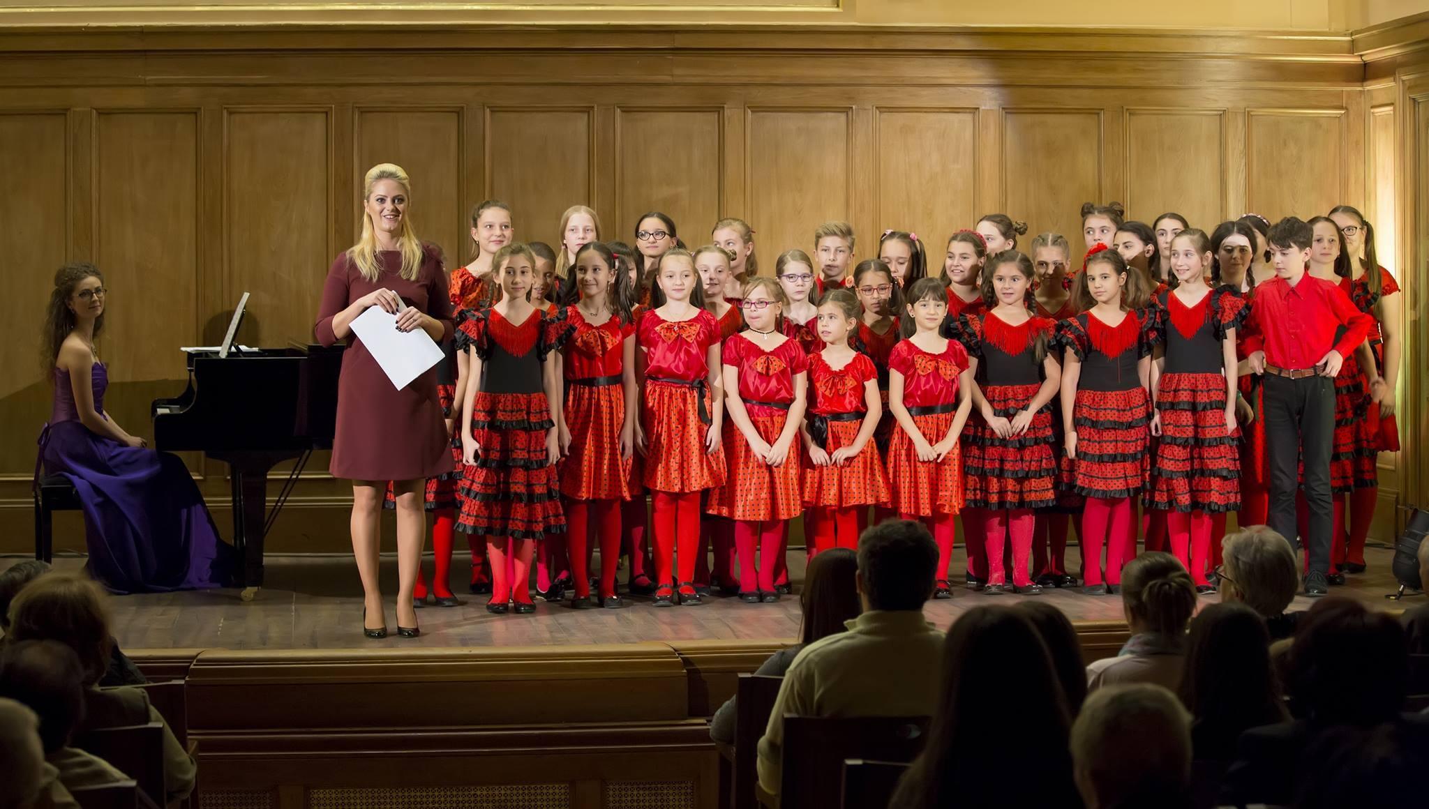 Selecție pentru completarea corului de copii Juniorii Operei Iași