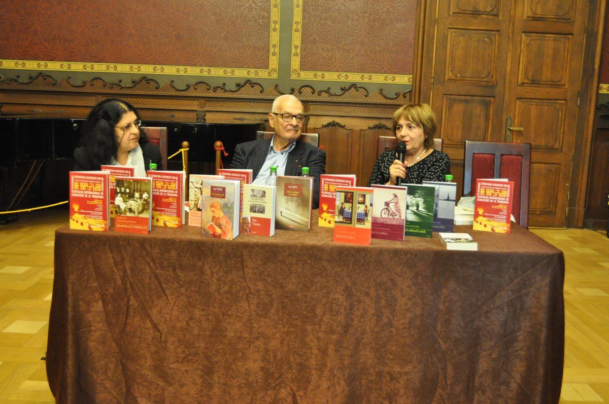 În octombrie, literatura a cucerit Timișoara