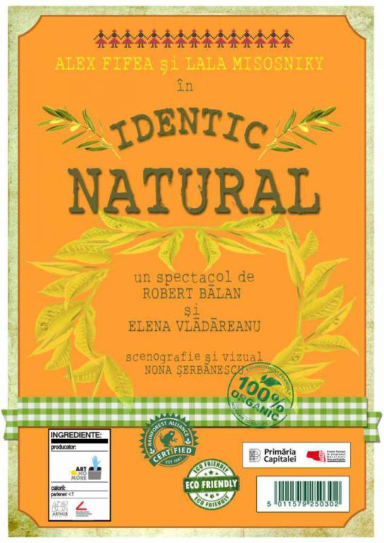 <i>Identic natural</i> și identic de real