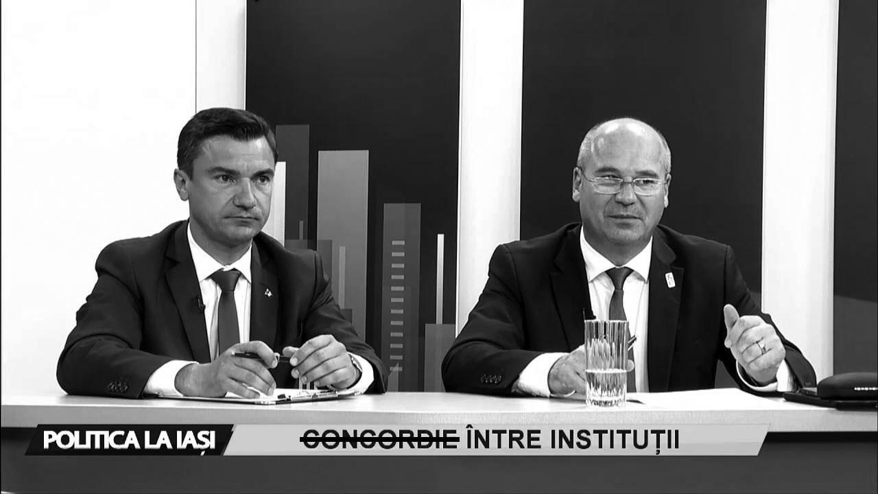 100 de ani de stat român modern, noua temă de gâlceavă în capitala Moldovei