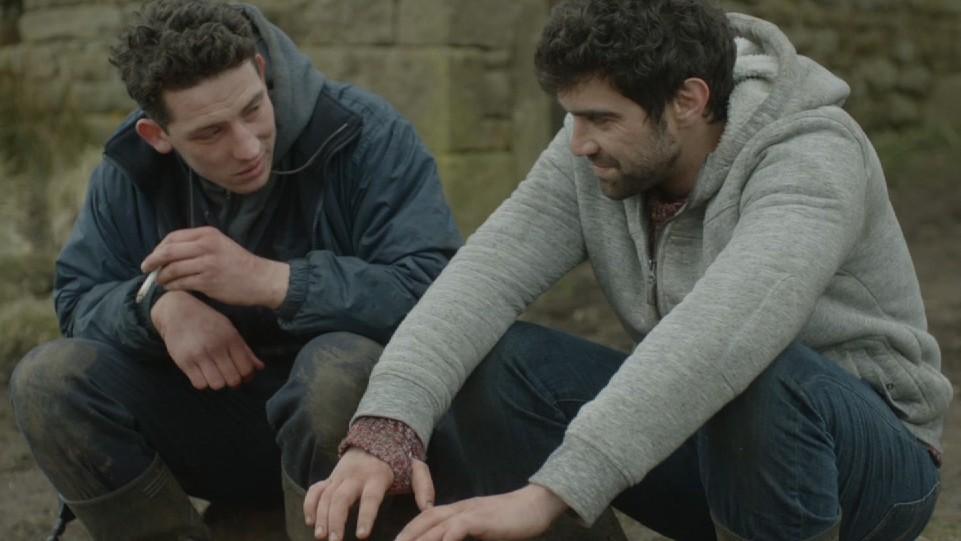 Un actor român într-unul din filmele britanice de top ale anului, <i>God's Own Country</i>