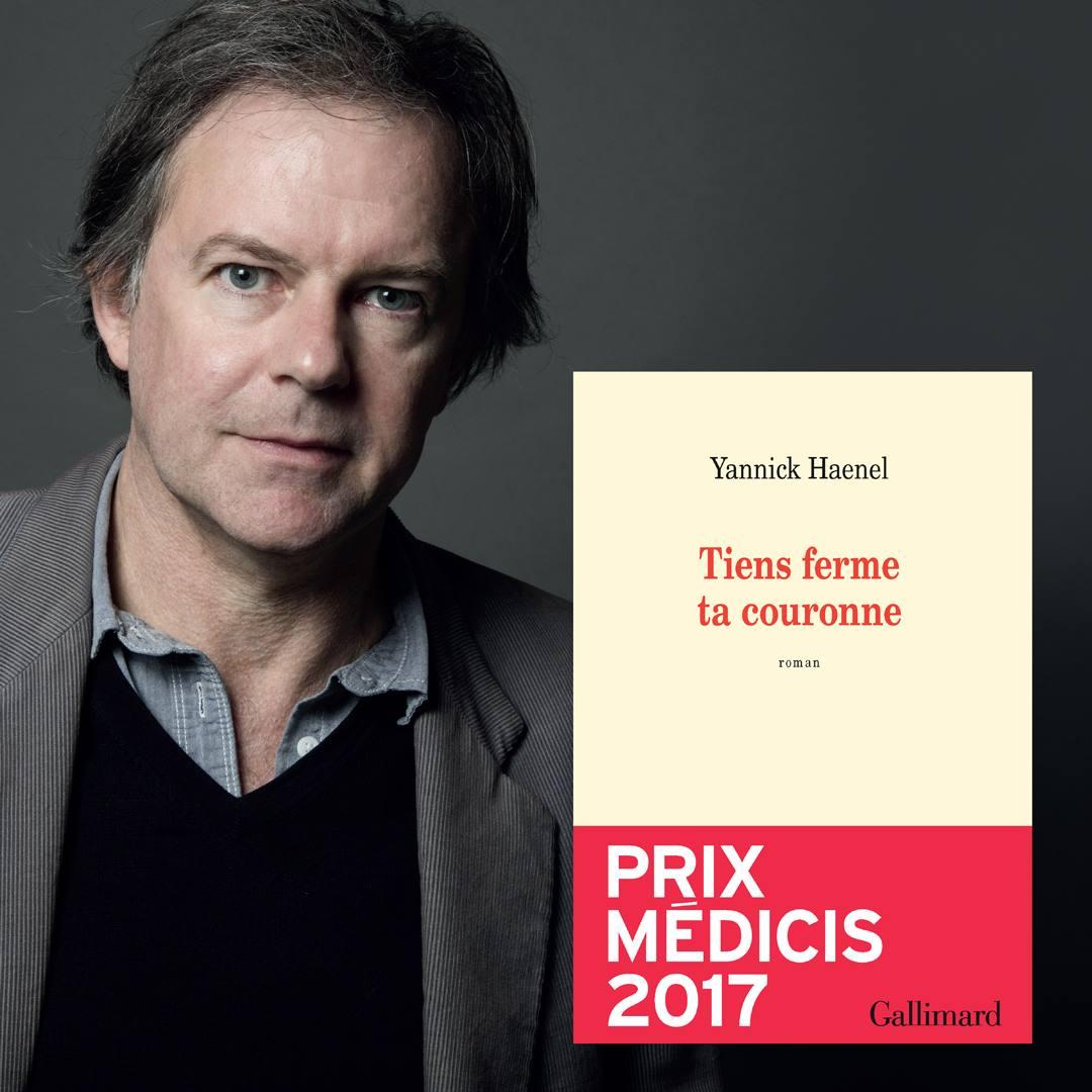 Doi dintre laureații Premiilor Médicis 2017, în Biblioteca Polirom: Yannick Haenel și Paolo Cognetti