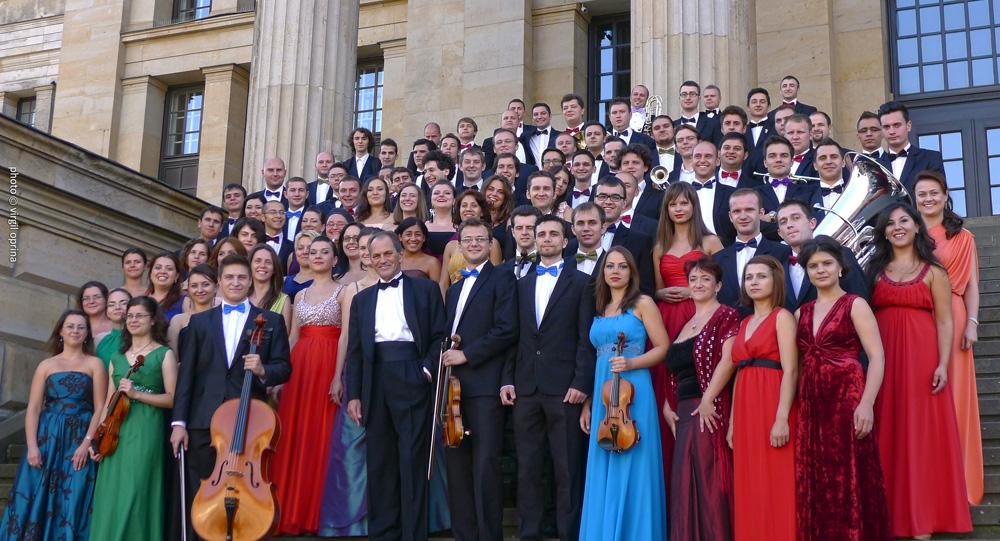 Orchestra Românăde Tineret – 10 ani de succes pe scenele din România și Europa