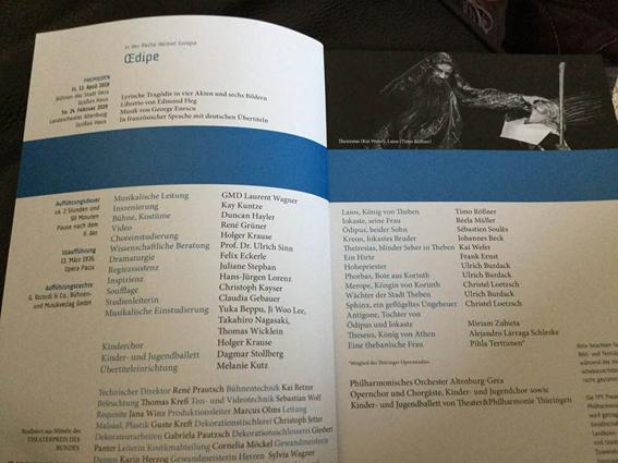 """Laurent Wagner: """"O muzică extraordinară, una dintre capodoperele muzicii de operă a secolului XX!"""""""