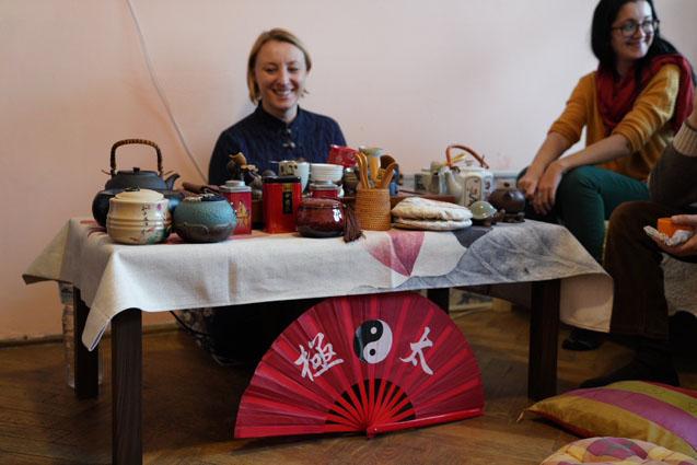Ceaiul în cultura chineză
