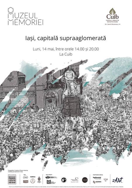 Muzeul Memoriei: Iași, capitală supraaglomerată