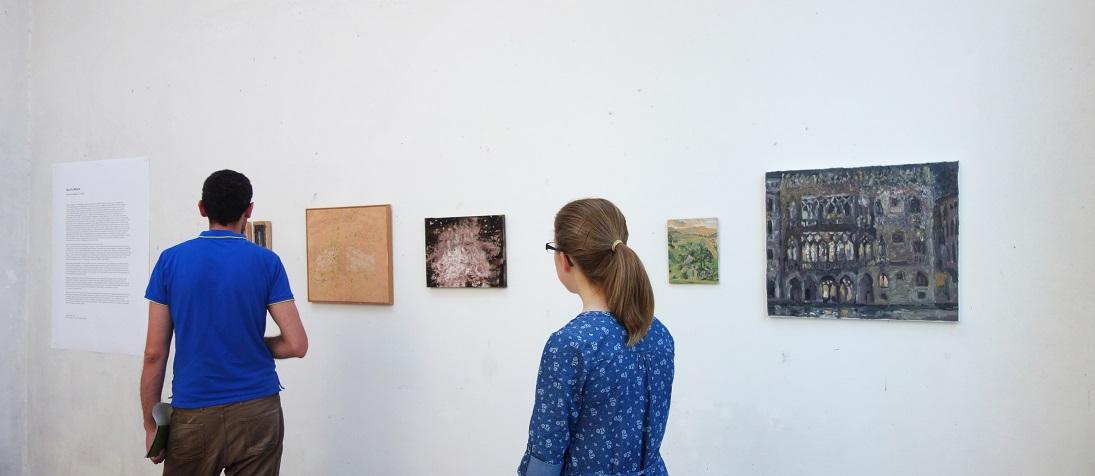 Spazi Aperti 2018/ Accademia di Romania in Roma/ Daniela & Sorin Scurtulescu