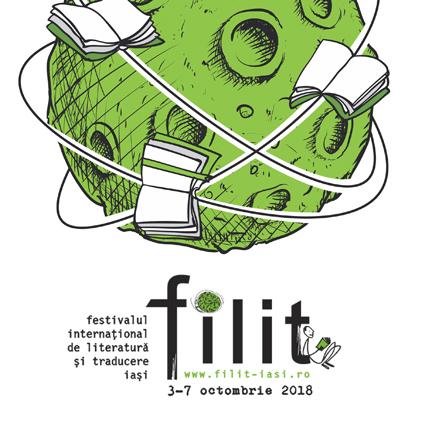 Cinci zile de evenimente literare și artistice la a VI-a ediție FILIT