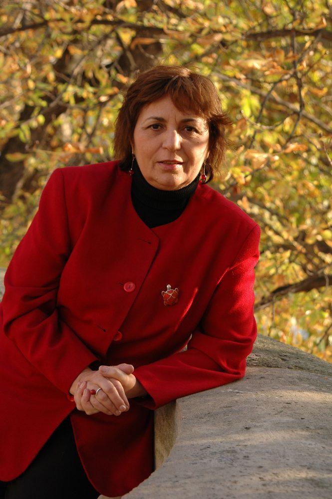Întâlnire cu Gabriela Adameșteanu: lansarea romanului <i>Fontana di Trevi</i>