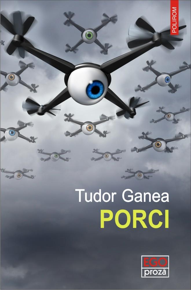 Întâlnire cu Tudor Ganea la București: lansarea romanului <i>Porci</i>