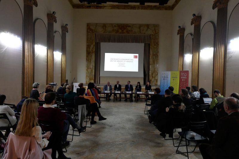 """""""Conversații neterminate asupra importanței absenței"""" – proiectul României la Biennale di Venezia în 2019, prezentat la ICR"""