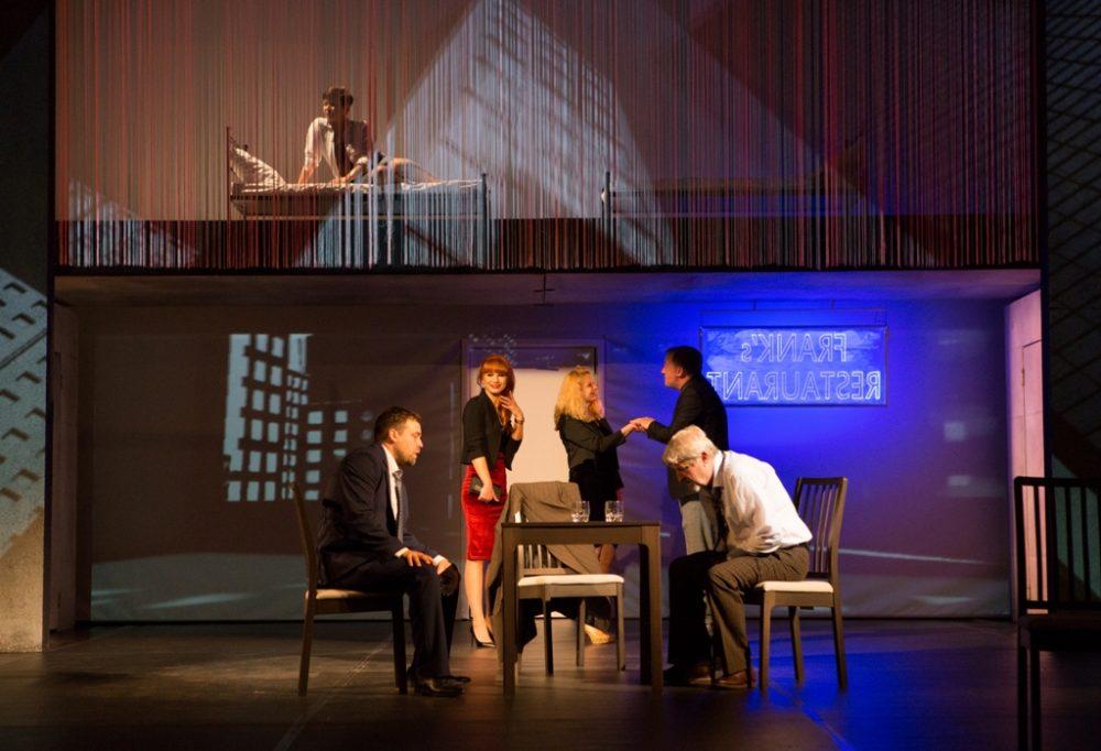 27 martie – Ziua Mondială a Teatrului și Ziua Unirii Basarabiei cu Româniasărbătorită de TNI cu publicul de la Chișinău