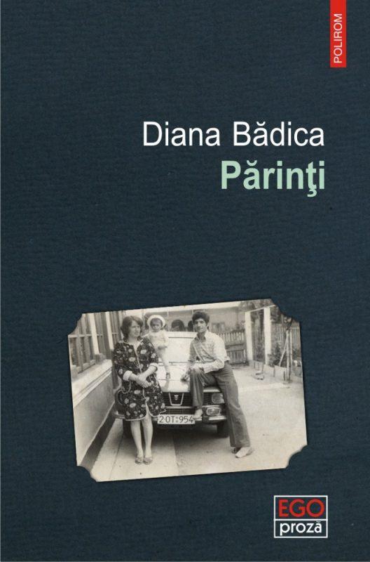 Lansarea romanului <i>Părinți</i>, de Diana Bădica, la Sibiu și Brașov