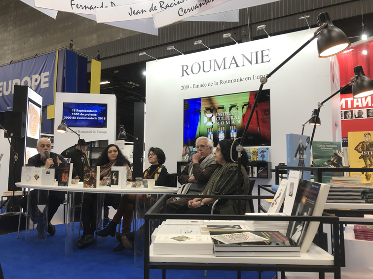 Salon Livre Paris 2019 – Ce aduce literatura română în contextul european? (II)