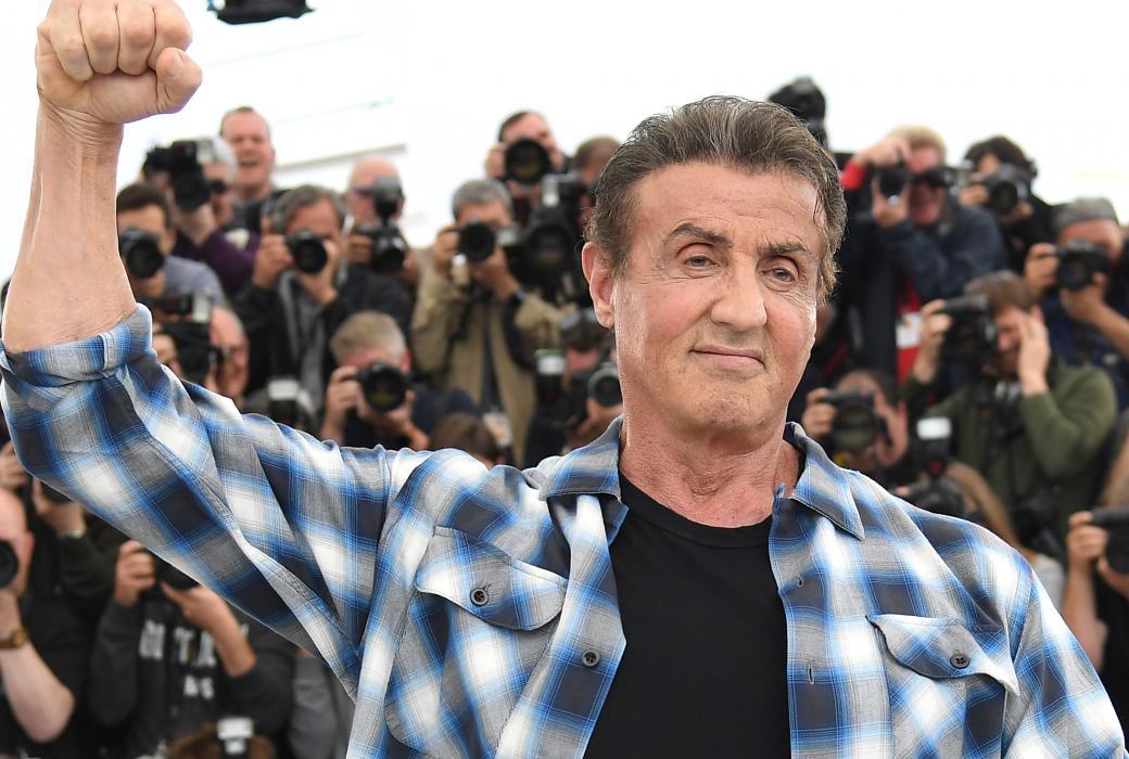 """Omagiat la Cannes, unde și-a promovat noul <i>Rambo</i>, care iese la toamnă – Sylvester Stallone: """"Trebuie numai să crezi că viața se poate schimba în orice secundă"""""""