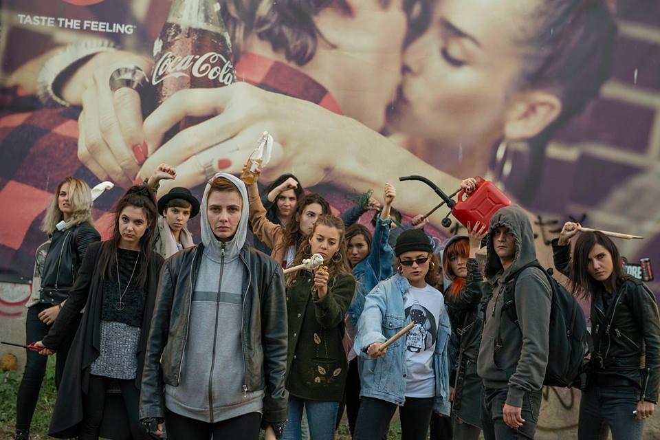 153 de secunde – manifestul milenaliilor ajunge la Iași