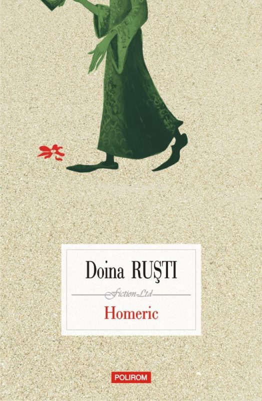 Turneu de lecturi publice: Doina Ruști, <i>Homeric</i>