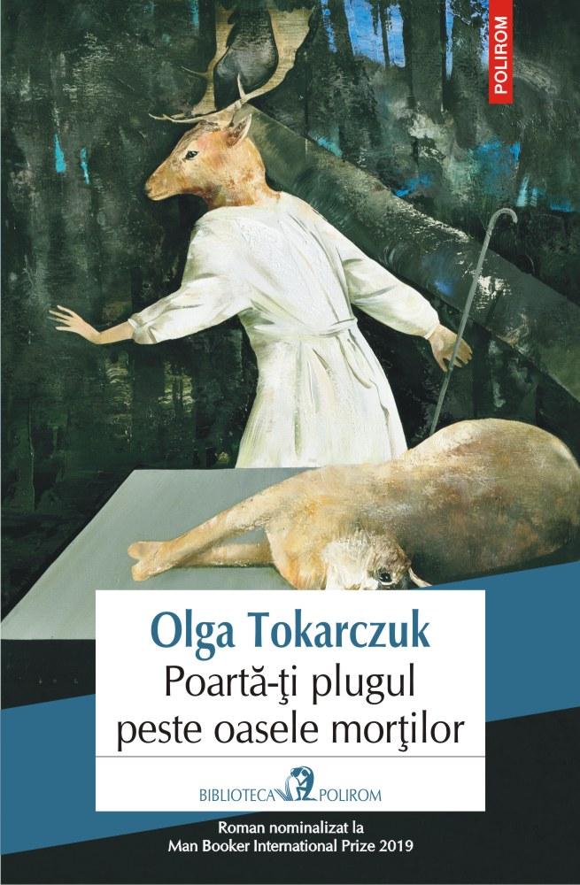 Premiul Nobel pentru Literatură 2018: scriitoarea poloneză Olga Tokarczuk