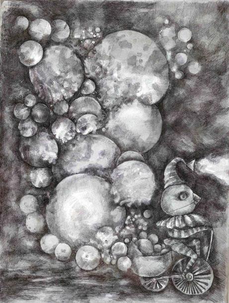 Suprarealism cu gust persan: Anis Tabaraee