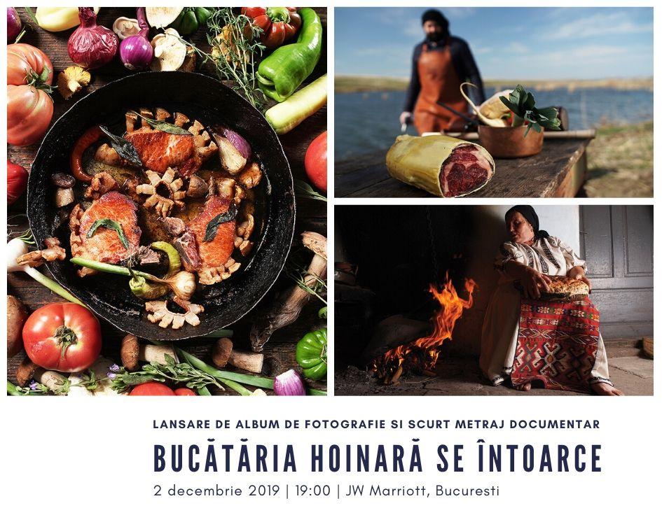 <i>Bucătăria Hoinară se întoarce</i>, un nou album de fotografie de Răzvan Voiculescu