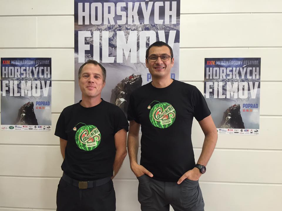 Mircea O. Gherase și Lucian Mircu despre documentarul lor cu Horia Colibășanu