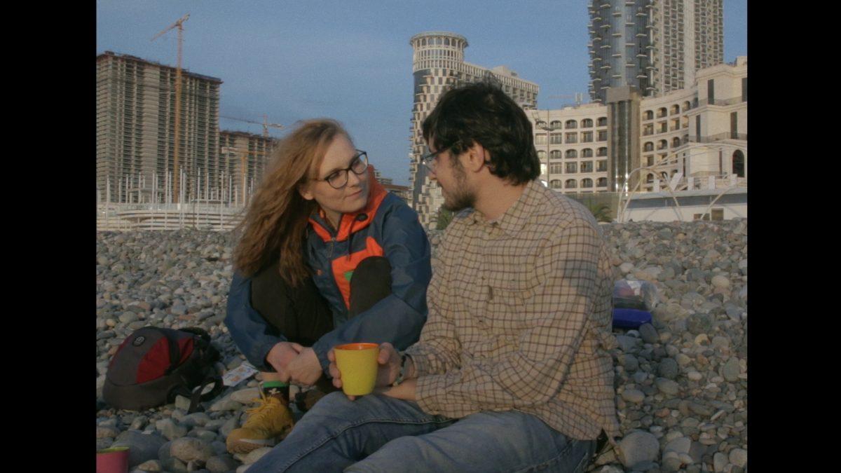 Adrian Pîrvu și Helena Maksiom despre documentarul lor inedit despre Cernobîl și dragoste